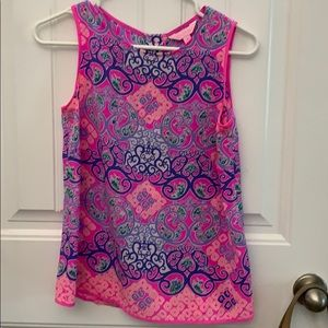 Lilly Pulitzer top (f)